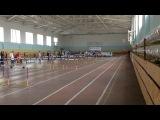 Бег на 60 м с/б (высота барьера 0.99)